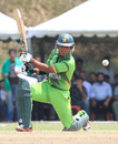 Sami Aslam's 134 took Pakistan Under-19 to 282 in the final, but the match was tied,  Pakistan Under-19 v India Under-19, Final, Under-19 Asia Cup, Kinrara Academy Oval, Kuala Lumpur, July 1, 2012