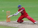 Stephen Moore's 81 went to waste for Lancashire, Nottinghamshire v Lancashire, FLt20 North Group, Trent Bridge, July 3, 2012