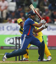 Ravi Bopara struck the winning runs, England v Australia, 4th ODI, Chester-le-Street, July 7, 2012