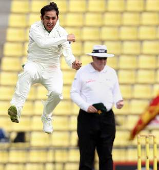Saeed Ajmal struck after lunch, Sri Lanka v Pakistan, 3rd Test, Pallekele, 3rd day, July 10, 2012