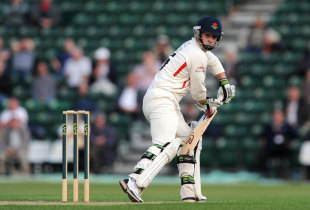 Steven Croft made a valuable hundred, Surrey v Lancashire, County Championship, Division One, Guildford, July 11, 2012