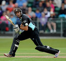 Matthew Spriegel top-scored for Surrey with 39, Surrey v Nottinghamshire, CB40, Guildford, July 15, 2012