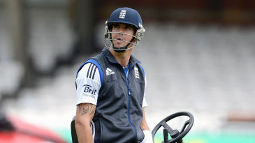 Kevin Pietersen ponders life during a tricky week