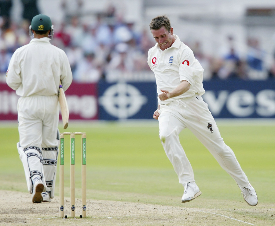 The James Kirtley story: eight on debut, another 11 over three Tests, and then the chop