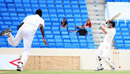 Daniel Flynn was bowled by Delorn Johnson for 14, West Indies Cricket Board President's XI v New Zealanders, Day one, Antigua, July 20, 2012
