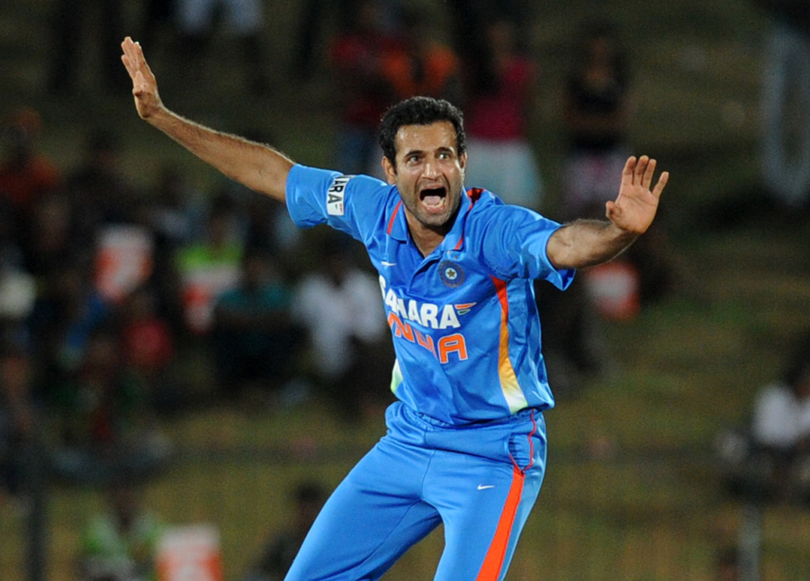 Irfan Pathan, the genuine All Rounder. Courtesy: Cricinfo