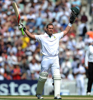 Jacques Kallis added his name to South Africa's century-makers, England v South Africa, 1st Investec Test, The Oval, 4th day, July, 22, 2012