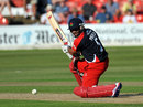 Ashwell Prince top-scored with 85, Leicestershire v Lancashire, CB40 Group A, Grace Road, July, 22, 2012