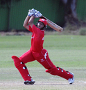 Kinchit Shah scored 45 against the Brisbane/Gold Coast team in the third match of the Air Niugini Super Series 2012 T20 played in Port Moresby