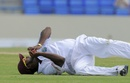 Narsingh Deonarine catches Brendon McCullum