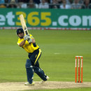 Neil McKenzie's unbeaten 79 saw Hampshire through
