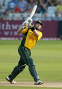 Michael Lumb gave Nottinghamshire early impetus, Nottinghamshire v Hampshire, FLt20 quarter-final, Trent Bridge, July 25, 2012