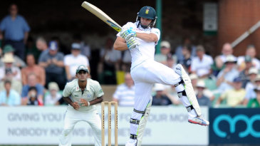 Albie Morkel made 50