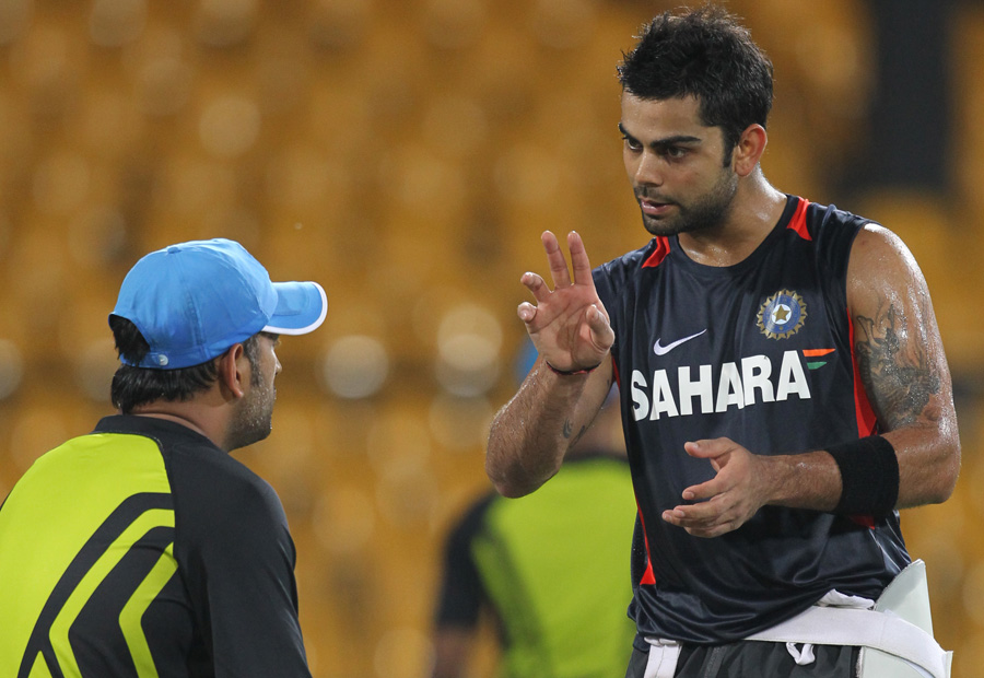 If Kohli proves to be a successful one-day captain in the Asia Cup, India's selectors must not waste time in putting him in charge of the Test team as well