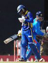 Upul Tharanga was stumped by MS Dhoni