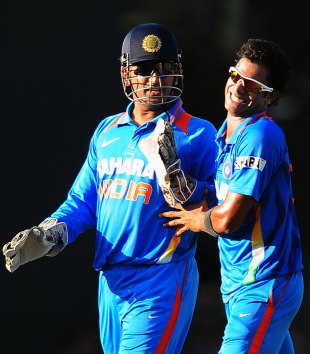 Manoj Tiwary claimed his best List A figures - 4 for 61 - to help set up India's comfortable victory
