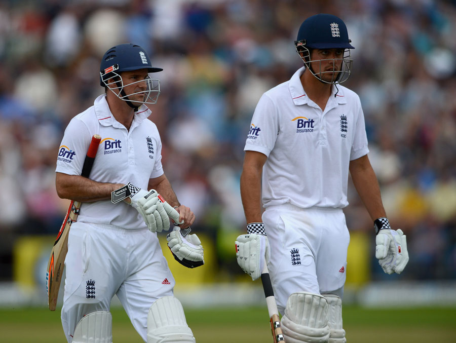 Andrew Strauss Hails Alastair Cook As England's 'Greatest Player'