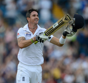 Kevin Pietersen was at his unique best at Headingley to haul England back into the match