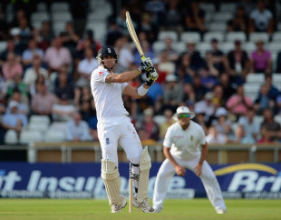 It was a thrilling innings by Kevin Pietersen to lift England, England v South Africa, 2nd Investec Test, Headingley, 3rd day, August 4, 2012