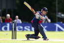 Eoin Morgan hit six sixes in his 80-ball innings of 120, Middlesex v Worcestershire, Clydesdale Bank 40, Group A,