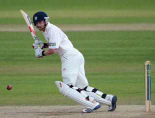 Paul Collingwood flicks to leg, Durham v Surrey, County Championship Division One, Chester-le-Street, 2nd day