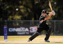 Henry Walsh lifted New Zealand with a half-century, Afghanistan v New Zealand, Group B, ICC Under-19 World Cup 2012, Buderim, August 14, 2012