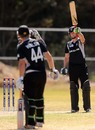 Robert O'Donnell scored a half-century, Afghanistan v New Zealand, Group B, ICC Under-19 World Cup, Buderim, Aug 14, 2012