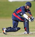 Rahul Vishwakarma top-scored for Nepal with 32, Ireland v Nepal, ICC Under-19 World Cup, Group A, Townsville, August 15, 2012