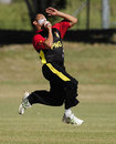 Chad Soper picked up a five-for against India U-19s, India v Papua New Guinea, Group C, ICC Under-19 World Cup 2012, Townsville, August 16, 2012