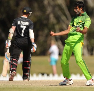 Ehsan Adil was part of Pakistan's squad for the 2012 Under-19 World Cup in Australia