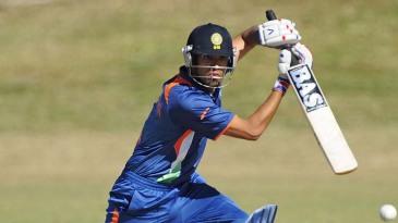 Prashant Chopra scored a half-century