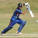 Prashant Chopra scored a half-century, India v Papua New Guinea, Group C, ICC Under-19 World Cup, Townsville, August 16, 2012