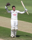 Rory Burns made his first Championship century, Surrey v Middlesex, County Championship, Division One, 3rd day, August 17, 2012