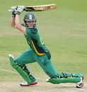 Murray Coetzee was South Africa's top-scorer with 67, England v South Africa, quarter-final, ICC Under-19 World Cup 2012, Townsville, August 19, 2012