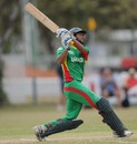Soumya Sarkar scored 73 in Bangladesh's 171, Australia v Bangladesh, quarter-final, ICC Under-19 World Cup 2012, Townsville, August 16, 2012