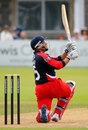 Ashwell Prince made 25 opening the batting, Gloucestershire v Lancashire, CB40 Group A, Bristol, August 19, 2012
