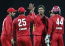Sachithra Senanayake picked up 3 for 16, Uthura Rudras v Uva Next, SLPL, Pallekele, August 19, 2012