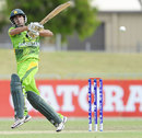 Babar Azam top-scored for Pakistan with 50, India v Pakistan, quarter-final, ICC Under-19 World Cup, Townsville, August 20, 2012