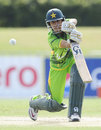 Umar Waheed was one of only three Pakistan batsmen who managed to reach double figures, India v Pakistan, quarter-final, ICC Under-19 World Cup, Townsville, August 20, 2012