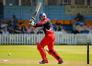 Oliver Newby was Lancashire's top-scorer with 36 not out, Gloucestershire v Lancashire, CB40 Group A, Bristol, August 19, 2012