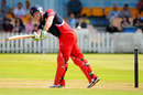 Steven Croft made 31 from 43 balls, Gloucestershire v Lancashire, CB40 Group A, Bristol, August 19, 2012