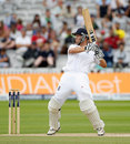Jonathan Trott cuts down to third man