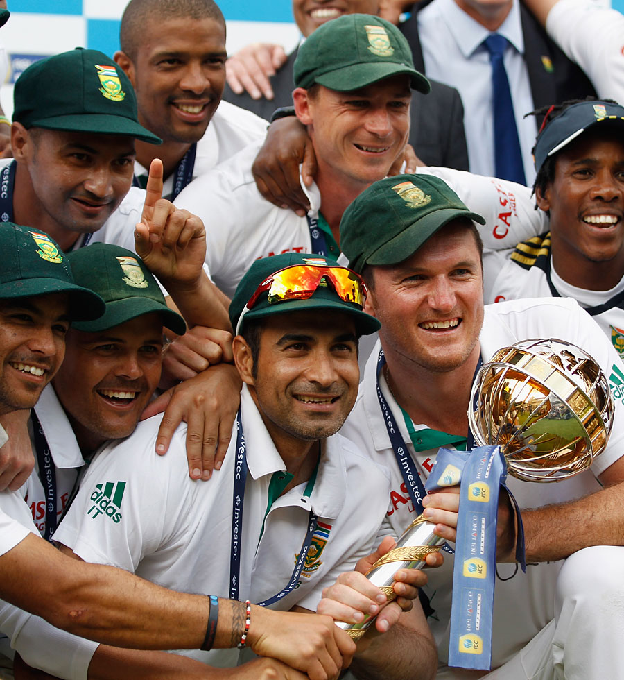 148877 - South Africa dethrone England form No1 Test side