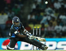 Mahela Jayawardene on his way to 96 off 50