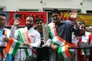 Anil Kumble at New York City's India Day Parade