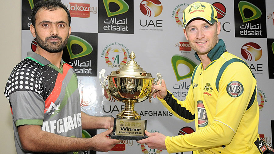 Afghanistan vs Australia ODI Highlights
