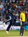 Moin Ashraf bowled James Vince, Yorkshire v Hampshire, Friends Life t20 final, August 25, 2012