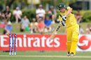 Ashton Turner scored a cameo, Australia v India, ICC U-19 World Cup, final, Townsville, August 26, 2012