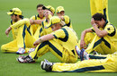 Australia Under-19s, after losing the final, Australia v India, ICC U-19 World Cup, final, Townsville, August 26, 2012