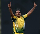 Naved-ul-Hasan picked up three wickets, Uthura v Nagenahira, SLPL, Colombo, August 26, 2012